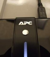 APC Mobile Power Pack, 10,000mAh Li-polymer, Black